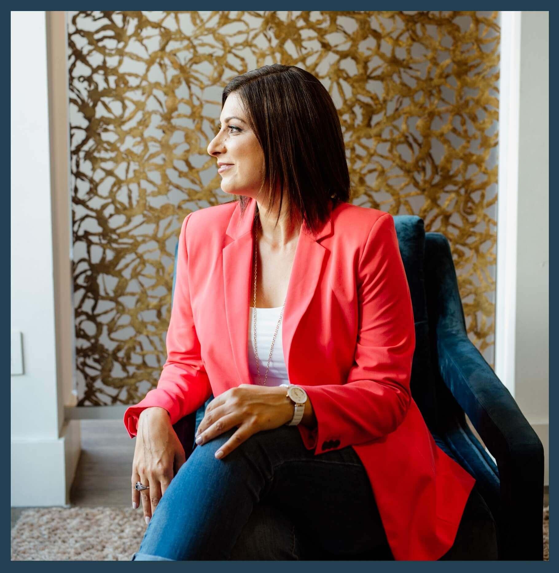 Monique Tallon, Women's Leadership & Inclusion Expert